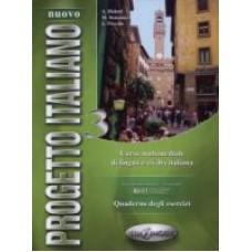 Nuovo Progetto Italiano 3 - Zeszyt ćwiczeń
