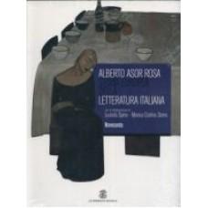 Storia Europea della letteratura italiana 3