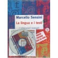 La lingua e i testi + CD