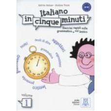 Italiano in cinque minuti 1