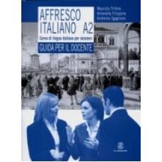 Affresco Italiano A2 przewodnik dla nauczyciela