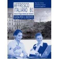 Affresco Italiano B1 przewodnik dla nauczyciela