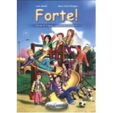 Forte! 1- książka ucznia + CD audio