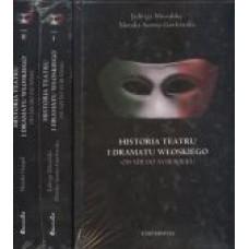 Historia Teatru i dramatu włoskiego