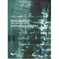 Introduzione allo studio della letteratura italiana