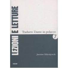 Tradurre Dante in polacco