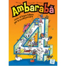 Ambarabà 4 - Libro