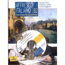 Affresco Italiano B2 - libro dello studente + CD audio