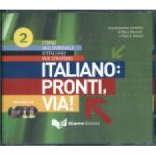 Italiano: pronti, via! - Volume 2 -  4 CD