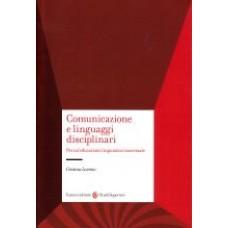 Comunicazione e linguaggi disciplinari