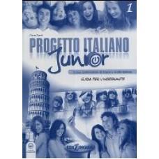 Progetto italiano Junior 1 - Guida per l'insegnante