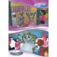 Un carnevale speciale. Il pupazzo di neve.