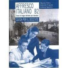 Affresco Italiano B2 przewodnik dla nauczyciela