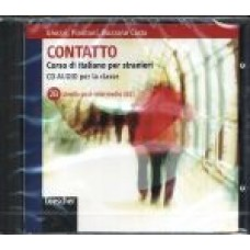 Contatto 2B - Cd audio