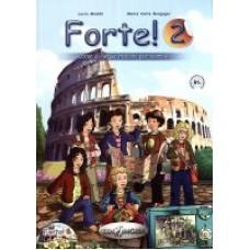 Forte! 2 - książka ucznia + CD audio