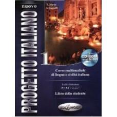Nuovo Progetto italiano 1 - Książka ucznia