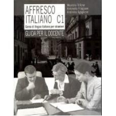 Affresco Italiano C1 przewodnik dla nauczyciela