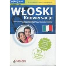 Włoski Konwersacje - książka + CD mp3