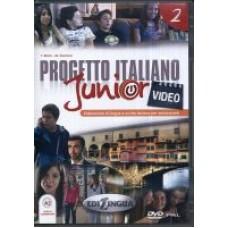 Progetto italiano Junior 2 - DVD