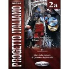 Nuovo Progetto italiano 2 a - Książka ucznia i ćwiczenia