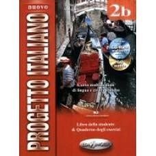 Nuovo Progetto italiano 2 b - Książka ucznia i ćwiczenia