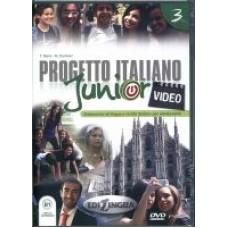 Progetto italiano Junior 3 - DVD