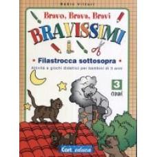 Filastrocca sottosopra - Bravo,Brava,Bravi,Bravissimi
