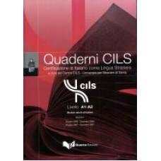 Quaderni CILS A1-A2 Modulo adulti all'estero z lat 2006 - 2007
