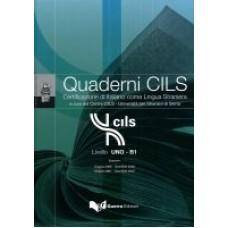Quaderni CILS 1 z lat 2006 - 2007