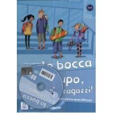 In bocca al lupo, ragazzi! 1 - książka ucznia + CD Audio