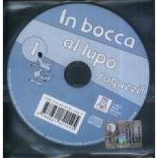 In bocca al lupo, ragazzi! 1 - tylko płytka cd audio
