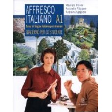 Affresco Italiano A1 - zeszyt ćwiczeń