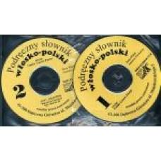 Podręczny słowniczek polsko - włoski włosko - polski - 2 CD