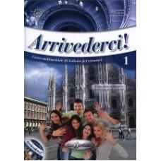Arrivederci! 1 - książka ucznia + CD