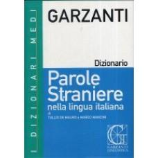 Dizionario Parole Straniere nella lingua italiana
