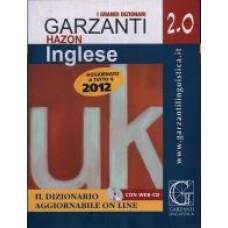 il Grande Dizionario Hazon di Inglese 2.0 con WEB-CD