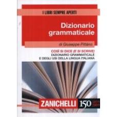 Dizionario grammaticale Così si dice (e si scrive)