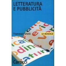 Letteratura e pubblicità