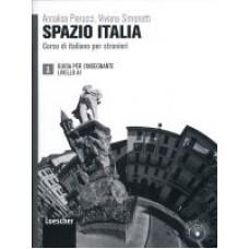 Spazio Italia 1- przewodnik dla nauczyciela