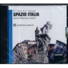 Spazio Italia 1 - CD Audio