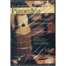 Le avventure di Pinocchio - DVD