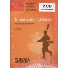 Impariamo il polacco 1 e 2 + 2 cd