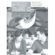 Affresco Italiano C2 przewodnik dla nauczyciela