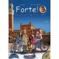 Forte! 3 - książka ucznia + CD audio