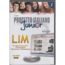 Progetto italiano Junior 1 - LIM