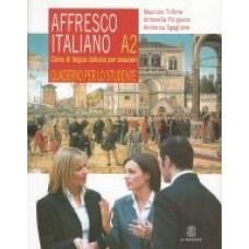 Affresco Italiano A2 - zeszyt ćwiczeń
