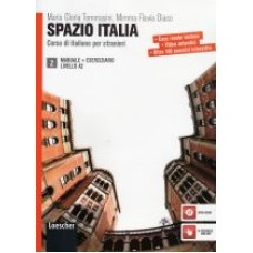 Spazio Italia 2 - podręcznik ucznia + DVD-ROM