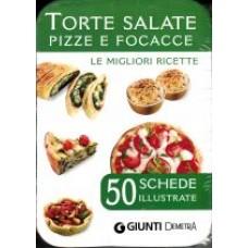 Torte salate, pizze e focacce