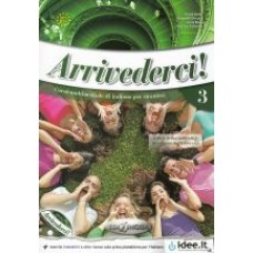 Arrivederci! 3 - książka ucznia + CD