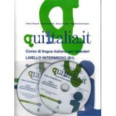 Qui Italia.it B1 - Przewodnik dla nauczyciela
